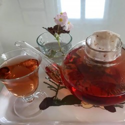 HOMEMADE herbal tea - Lemongrass (20 pcs)