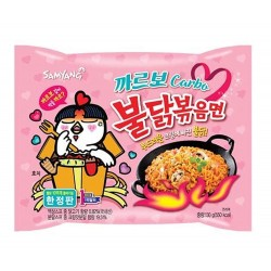 Samyang Carbo Spicy Chicken Roasted Noodles