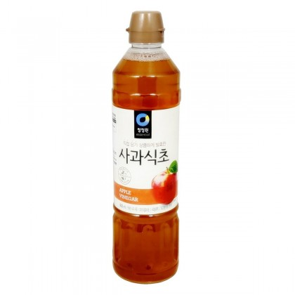 CWJ Apple Vinegar - 900 ml