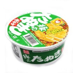 Maruchan Midori no Tanuki - Tempura soba tésztával