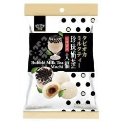 Bubble tea mochi
