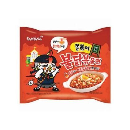 Samyang Buldak Toppoki Spicy Chicken Roasted Noodles