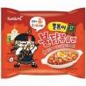 Samyang Buldak Toppoki csípős és fűszeres instant tészta
