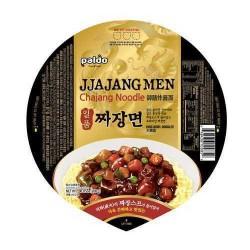 Prémium Jjajang Men Ramen instant tészta tálban - 190 g