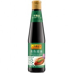 Lee Kum Kee Seasoned Soy Sauce for Seafood