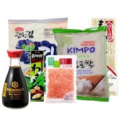 Sushi csomag