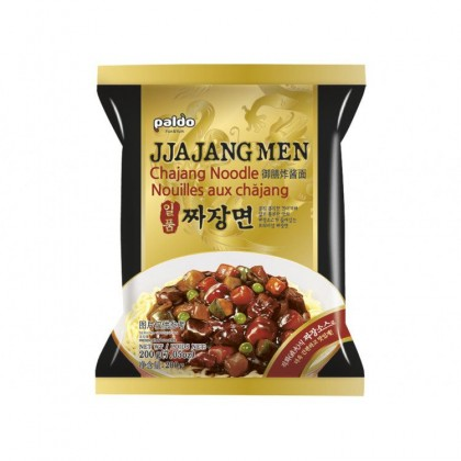 Prémium Jjajang Men Ramen instant tészta - 200g