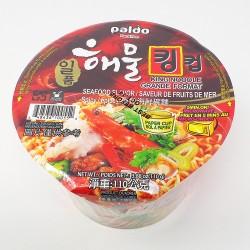 Paldo seafood big Ramen cup