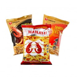 Shrimp Crackers pack