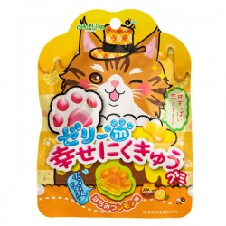 Senjakuame macska mancs mézes-citromos gumicukor