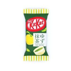 1 pc YUZU Matcha Kit Kat mini bar