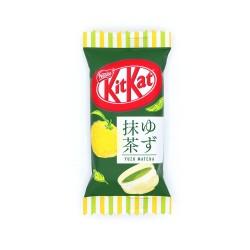 1db Japán YUZU Matcha Kit Kat