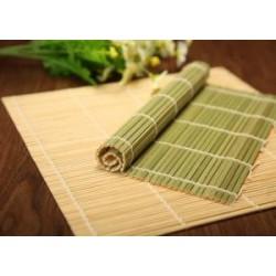 Sushi zöld bambusz tekerő