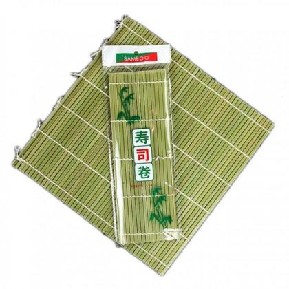 Sushi Green Bamboo Mat