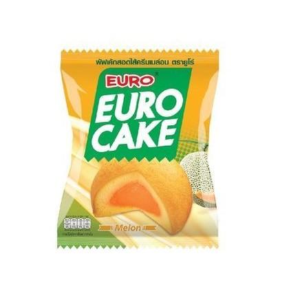 1pc Euro Melon Cake