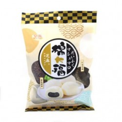 Marshmallow Daifuku Mochi Sesame