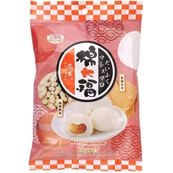 Marshmallow Daifuku Mogyoró Mochi