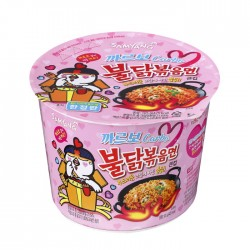 Samyang Carbo Spicy Chicken Roasted Cup Noodle