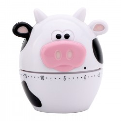 Cute cow kitchen timer