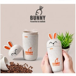 Cute Bunny drinking cup