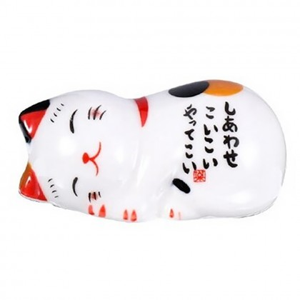 Manaki-Neko chopsticks holder - AD