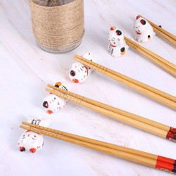 Manaki-Neko chopsticks holder - AE