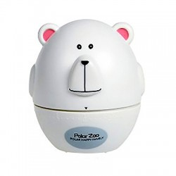 Cute bear kitchen timer