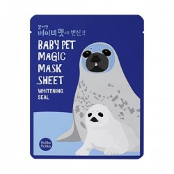 Holika Holika Baby Pet Magic Mask Sheet - Fóka