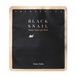 Holika Holika Prime Youth Black Snail Repair Hydro Gel Mask 25g