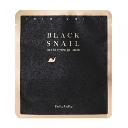 Holika Holika Prime Youth Black Snail Repair Hydro Gel Mask 25g