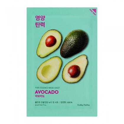 Holika Holika Pure Essence Mask Sheet - Avocado 23 ml