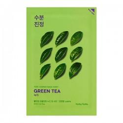 Holika Holika Pure Essence Mask Sheet - Zöld Tea