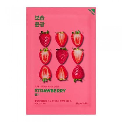 Holika Holika Pure Essence Mask Sheet - Strawberry 23 ml