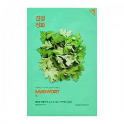 Holika Holika Pure Essence Mask Sheet (Mugwort) 23 ml