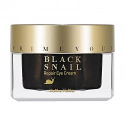 Holika Holika Prime Youth Black Snail Szemránckrém 30 ml
