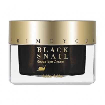 Holika Holika Prime Youth Black Snail Szemránckrém 30 ml