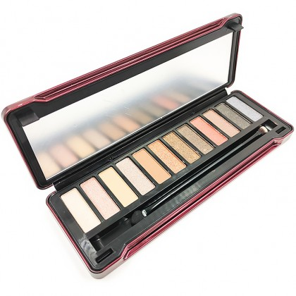 Ushas eyeshadow collection Nudes ES2585-2