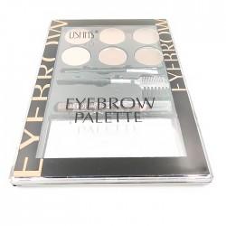 Ushas eyebrow palette