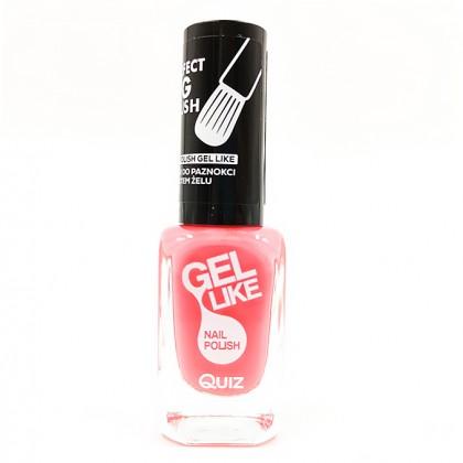 Quiz Gel like nail polish salmon No.729