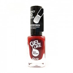 Quiz Gel like nail polish dark cherry No.717