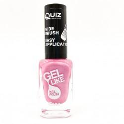 Quiz Gel like nail polish pink No.744