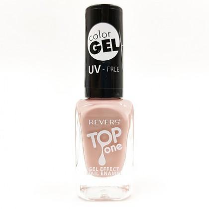Revers gel effect nail enamel powder No.54