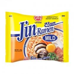 Ottogi Jin Ramen Mild instant tészta - 120 g