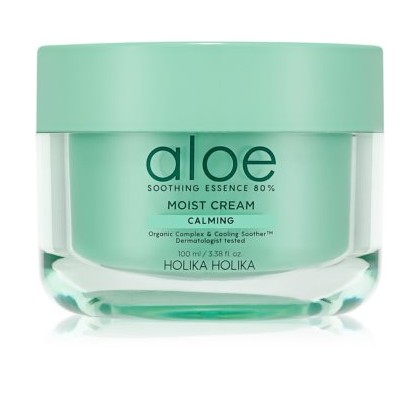Holika Holika Aloe Soothing Essence 80% Moisturizing Cream 100 ml