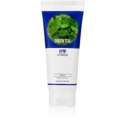 Holika Holika Daily Fresh Greentea Cleasing Foam 150ml