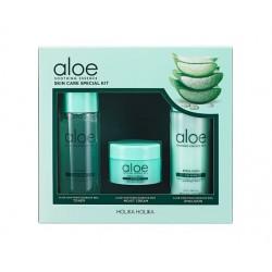 Holika Holika Aloe Soothing Essence Skincare Special Kit