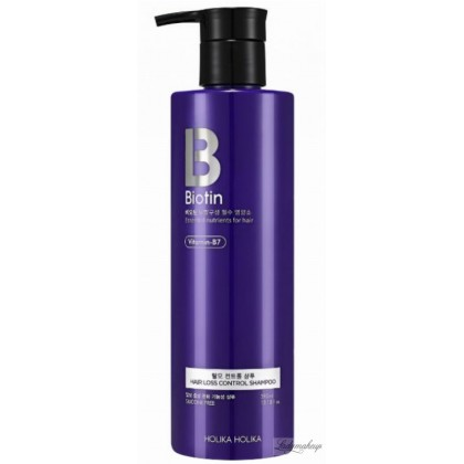 Holika Holika Biotin Hair Loss Control Shampoo 390 ml