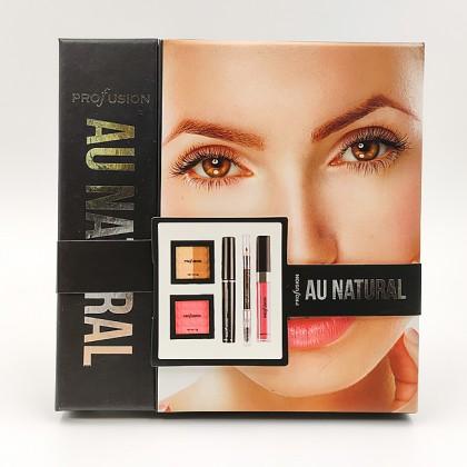 Profusion Au Natural Paletta komplett make up szett