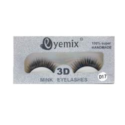 Eyemix handmade serial eyelashes 3D (D17)