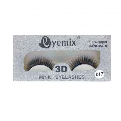 Eyemix handmade serial eyelashes 3D